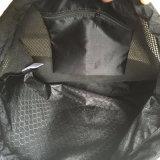Saco de Drawstring feito sob encomenda da trouxa da ginástica da natação da sapata da cópia do logotipo