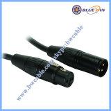 Het Wijfje van de Kabel XLR van de Uitbreiding van de microfoon aan XLR Mannelijke Trs Jack Cable Makers 10m 20m