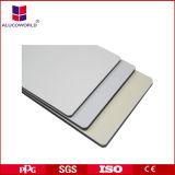 Exterior de 4mm de aluminio PVDF Compoaite Panel con 15 años de experiencia