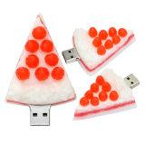 음식에 의하여 형성되는 USB 섬광 드라이브 초밥 모양 USB 섬광 드라이브 과일 USB