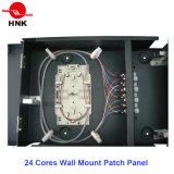 24 Faser-Wand-Montierungs-Änderung- am Objektprogrammpanel