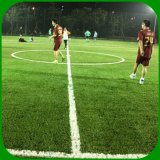 Nicht-Füllendes Innenfußball-Gerichts-künstliches Gras