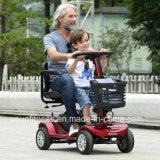 """""""trotinette"""" elétrico da mobilidade da roda quente barata da venda 4 com assento confortável"""