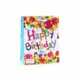 Bolsa de papel del regalo de la manera del departamento del juguete de los zapatos de la ropa de la vela del cumpleaños