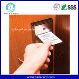 Cartes principales d'hôtel sec sans contact de l'IDENTIFICATION RF 13.56MHz de prix usine