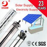 Jiangmen Calidad 6 pulgadas de la superficie del motor eléctrico de bombas solares precio en Pakistán
