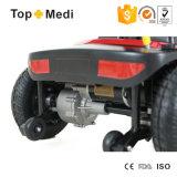 Scooter électrique de mobilité d'alimentation par batterie Handicapped d'équipement médical