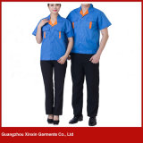 Roupa uniforme do trabalho barato por atacado da fábrica (W205)