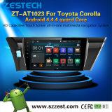 LÄRM 2 androides Auto-DVD-Spieler GPS-Auto-Stereoradio für Toyota Corolla
