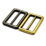 A curvatura quente do slider da barra do centro da liga do zinco do metal da venda para o saco parte os acessórios dos bens do couro de sapatas da curvatura de correia (YK1026A)