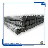 Carbono Molino de tubo redondo de acero soldadas Pre tubos de acero galvanizado de ms ms del tubo de acero soldado
