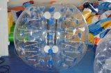 販売のための流行のスポーツの催し物のフットボール膨脹可能なボディ豊富な球