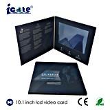 Folheto do monitor do LCD de 10.1 polegadas para anunciar a promoção
