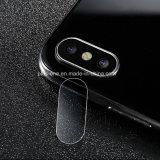 iPhone X Rückseiten-Kameraobjektiv-Bildschirm-Schoner für iPhone X ausgeglichene Glasschicht Anti-Löschen
