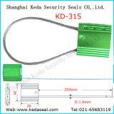 Contenedor de alambre de 1,8 mm el sello de cable camión sellos de seguridad (KD-315)