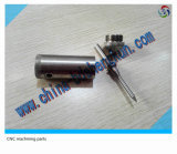 L'usinage CNC de haute précision de la bague de pièces en acier inoxydable