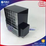 Stand acrylique tournant noir de rouge à lievres