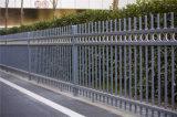 Загородка 9-1 высокомарочной шикарной декоративной обеспеченностью промышленная гальванизированная стальная