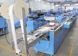 4colores Ribbon-Label máquina de impresión automática de pantalla con CE