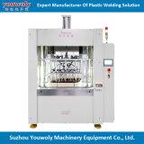 Máquina de solda da placa quente AC peças termoplásticas Automática