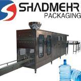 Pianta di riempimento automatica dell'acqua di bottiglia 5gallon con il trattamento delle acque