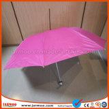 Elegante publicar o guarda-chuva brilhante do golfe do evento de esportes