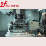 Prototype fait sur commande en métal d'alliage d'aluminium de machine de commande numérique par ordinateur