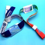 HF1444313.56MHz ISO un festival de l'événement NTAG213 bracelet RFID