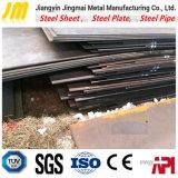 Acero de la tubería del API 5L X60/X65/X70 para el material de construcción