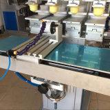Quatro Pastilha de tinta colorida máquina de impressão/Tampo máquina de impressão