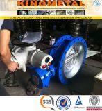 Dn 200 1/2/3 клапан-бабочек Esulfurization фланца глиста Wcb PC