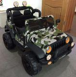 conduite de la jeep 12V sur le jouet de véhicule pour de grands gosses