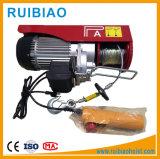 PA200 que puxa grua elétrica 110V da corda de fio da ferramenta do cabo a mini