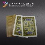 De kleurrijke Speelkaarten van het Document van de Reclame van de Douane