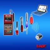 Портативный прибор для проверки жесткости Leeb, которые могут быть оснащены как цифровой кабель датчика и беспроводной датчик (HARTIP3210)