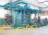 P38/Q48/Q58 de la cadena colgante serie Granallado máquina