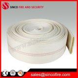 Mangueira de incêndio branca China do PVC