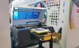 Stampante multifunzionale A2 della maglietta dell'indumento della stampante della stampante a base piatta stabile di DTG