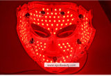 Máscara clara da máscara 3D do diodo emissor de luz da terapia do fotão com 7 cores para a máscara do Facial do diodo emissor de luz de Face&Neck