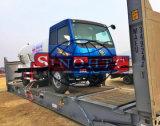 유조 트럭 10 톤 하수 오물 흡입, 4X2 하수 오물 흡입 유조 트럭