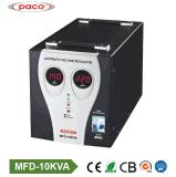 220V stabilisateur de tension monophasé à C.A. Mfd-10kVA