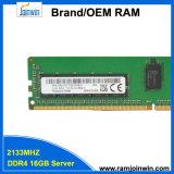 Память RAM сервера Ecc 1.2V 2133MHz DDR4 16GB Reg