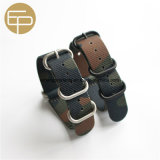 Цельный легко носить ткань пользовательских печатных ремешки наручных часов