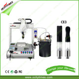 Máquina de rellenar de Ocitytimes F1/cartucho de la pluma de Vape/petróleo automáticos de Cbd