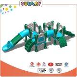 Apparatuur van de Speelplaats van de Levering van de fabriek de Openlucht Plastic voor Kleuterschool (Model: Ug-DP0116)