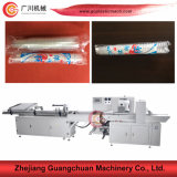 Copo plástico de papel da máquina de embalagem de contagem
