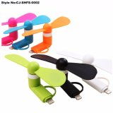 小型USBの手持ち型の空気調節の保湿のファン、携帯用表面ファン