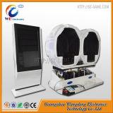 Simulator van de Bioskoop van Vr van de Bioskoop van het Ei van de Verkoop van de fabriek de Directe Virtuele 9d 9d met UL Cirtificate