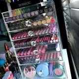 Kundenspezifisches Acryllippenstift-Einkommen, Lippenstift-Standplatz