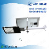 Indicatore luminoso di via di energia solare di Whc IP65 LED 50W